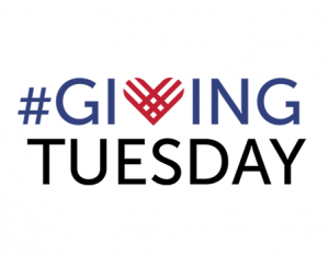 Support our #GivingTuesday Campaign